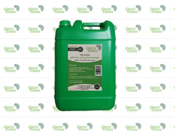 glikol propylenowy -15* 20L