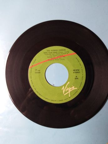 Single Vinil The Human League