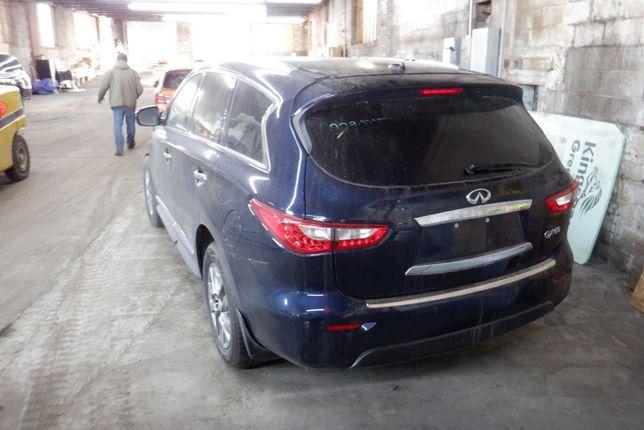 СРОЧНО! 2015 Infiniti QX60 3.5л 4WD Premium + Roof Rail Инфинити AWD S