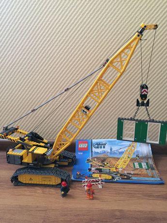 Lego City 7632-żuraw, dźwig