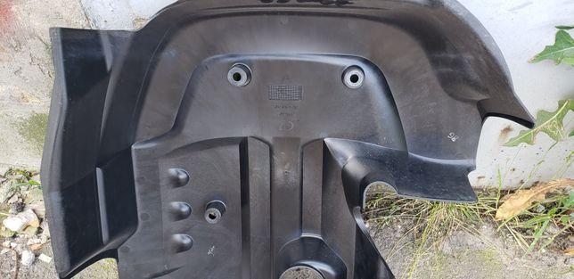 Крышка двигателя Шевроле нива заводская