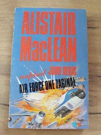 Air Force One zaginął. Alistair MacLean