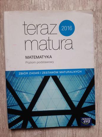 Repetytorium teraz matura2016 matematyka zbiór zadań nowa era podstawa