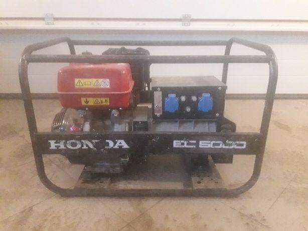 Agregat HONDA EC 5000