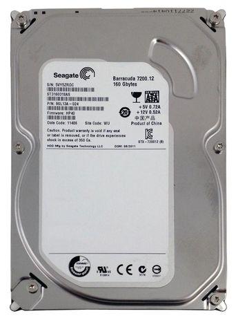 Жёсткий диск, винчестер HDD 160 GB ГБ SATA