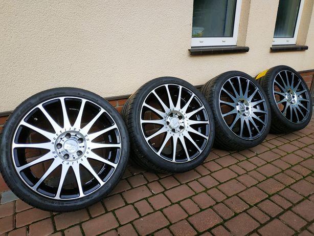 """Felgi Carlsson RS 19"""" 5x112 merc w163 164 w124 cls cla ml gle gls amg"""