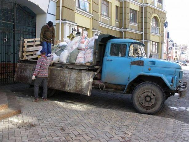 Вывоз мусора строительного и бытового. Камаз, Газель, Зил. Грузчики.