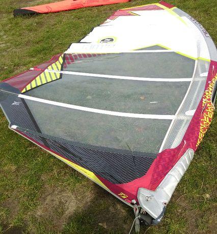 Żagiel windsurfing North Sails Ram F13 7.8 3 kambery