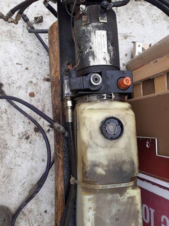 Pompa wywrotu 24v
