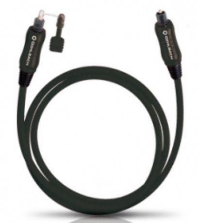 оптический цифровой кабель OEHLBACH 66111 Opto Star Black 1500 (15.0 м