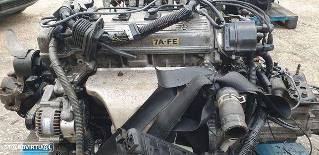Motor completo com centralina Toyota Celica 1800i, 1995
