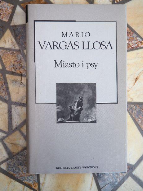 """""""Miasto i psy"""" Mario Vargas Llosa"""
