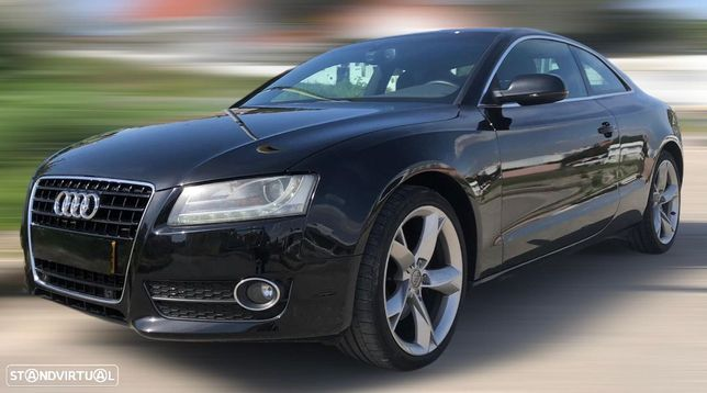 Audi A5 3.0 TDi V6 quattro S-line S-tronic