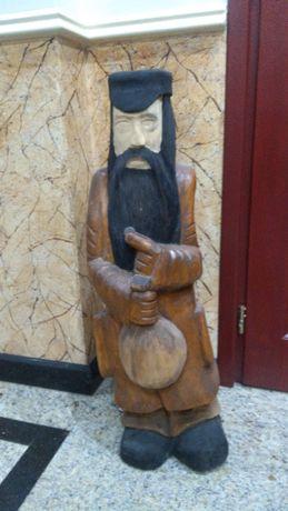 Rzeźba ,,Żyd na szczęście''