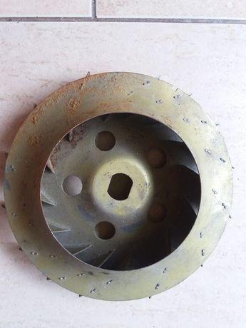 nowy wentylalator do chłodzenia silnika fiata 126 p