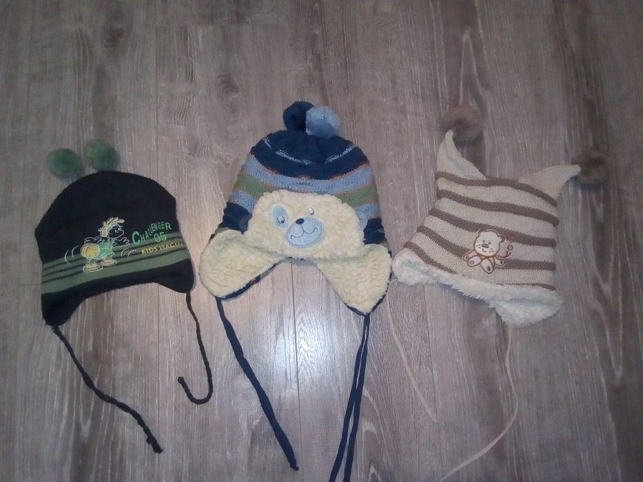Зимняя шапка. Петропавловская Борщаговка - изображение 1