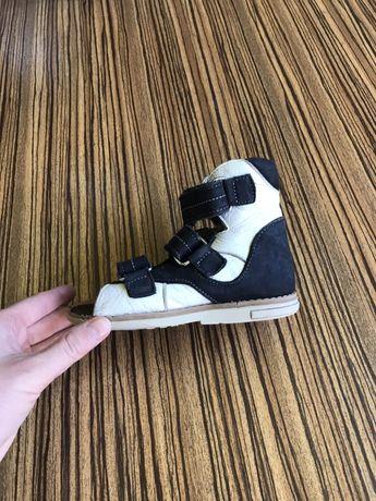 Ортопедическая обувь детская