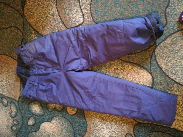 Ватные штаны, теплые, спецодежда