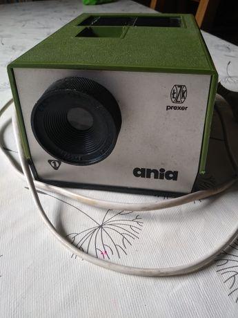 Projektor na klisze ANIA plus filmy