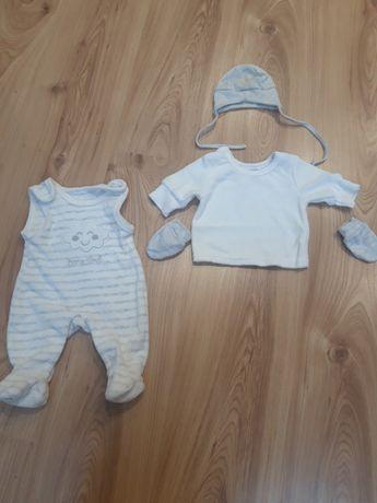 Zestaw ubrań dla noworodka 50/56