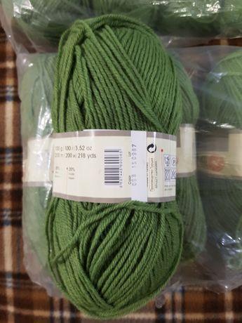 Пряжа YarnArt Charisma вязание нитки