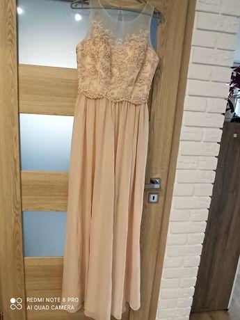 Dluga sukienka - nowa z metką