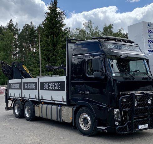 Usługi transportowe HDS, kontenery PL/NIEMCY