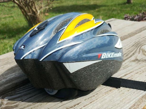 Kask rowerowy BIKEmate roz reg XS S M L XL