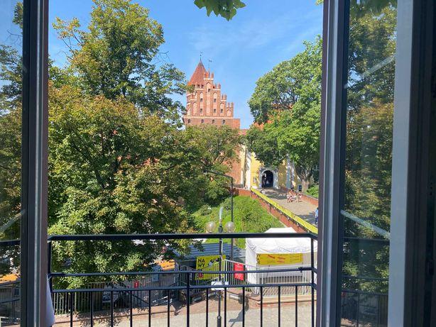 Mieszkanie z widokiem na Zamek