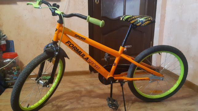 Детский велосипед FORMULA SPORT 20 для мальчика