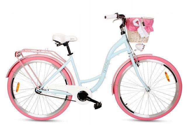 Rower miejski Kobiecy