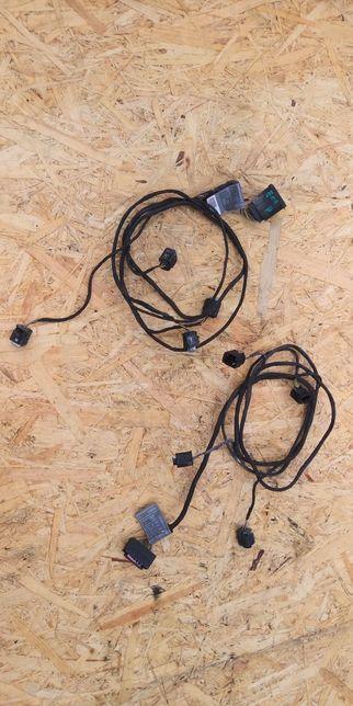 Bmw e60 e61 wiązka czujników parkowania PDC