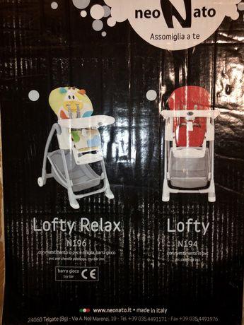 Cadeira de refeição para bebé - Neonat Lofty Relax