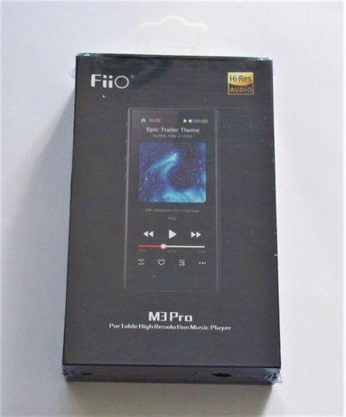 FiiO M3 Pro odtwarzacz player Hi-Res/MP3 nowy zafoliowany