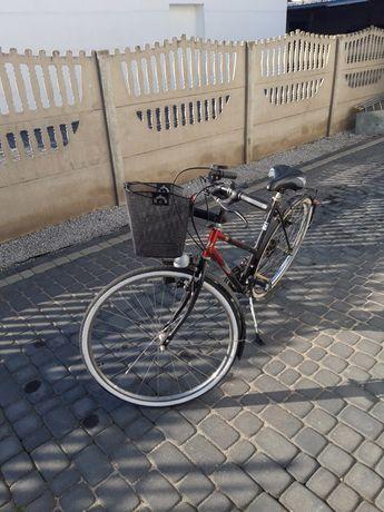 rower damski koła 28
