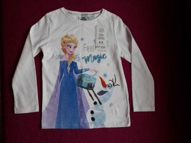 Bluzka/ T-shirt dla dziewczynki