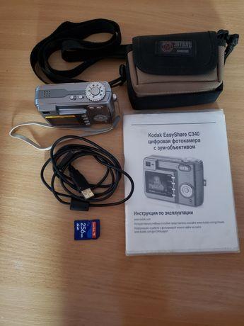 Фотоапарат Kodak EasyShare C340