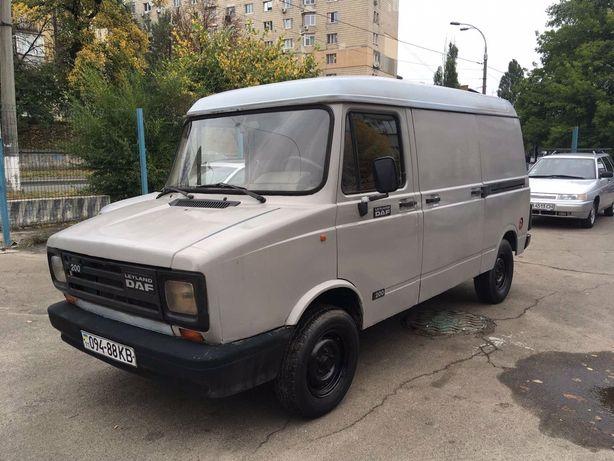 Продам DAF 200 1990 Грузоподьёмность 2 тоны. Киев