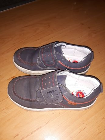 Buty skórzane Lasocki Kids