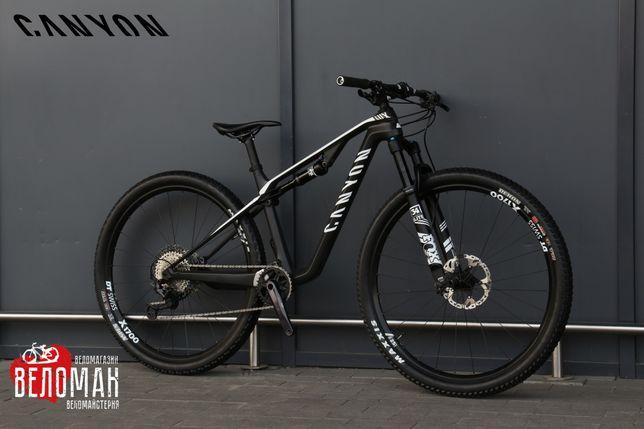 Двухподвесный велосипед CANYON LUX CF 7 CARBON 2020. Cube Scott Trek