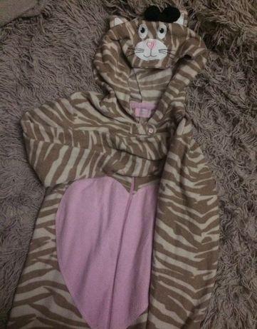 Кигуруми кот детский