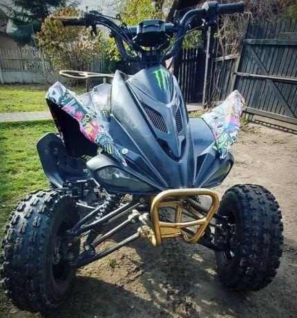 sprzedam quada 250cc 4t benyco oklejony