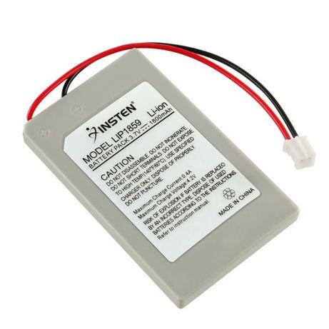 Bateria 1800mAh comando PS3 Sony Playstation