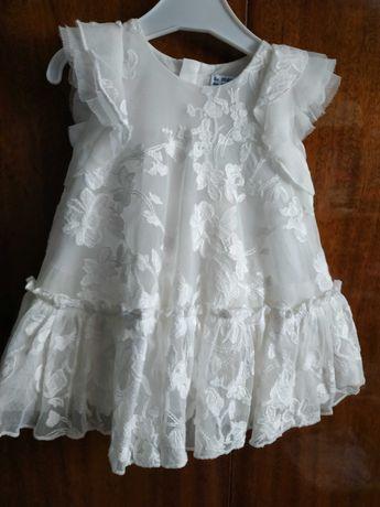 Sprzedam!!! Sukienka wizytowa - do chrztu r. 68