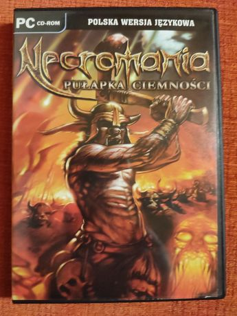 Gra Necromania Pułapka Ciemności