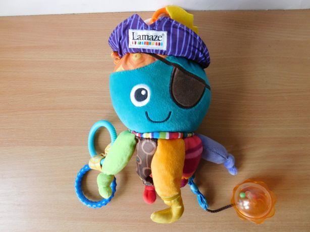 Развивающая игрушка Пират-Осьминог Lamaze