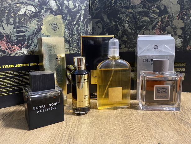 Коллекция парфюмов (Tom ford, mancera, guerlain) оригинал
