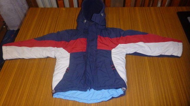 kurtka zimowa 92 i spodnie przeciwdeszczowe