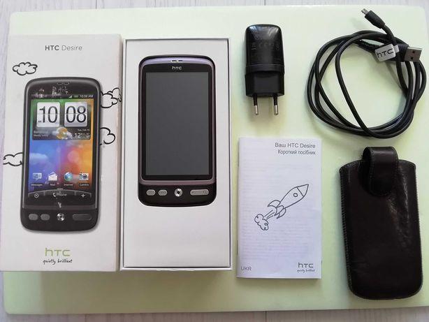 Мобільний телефон HTC Desire A8181. + новий акумулятор.