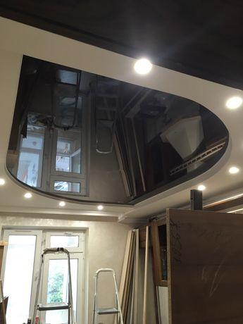 Натяжні стелі/ натяжные потолки
